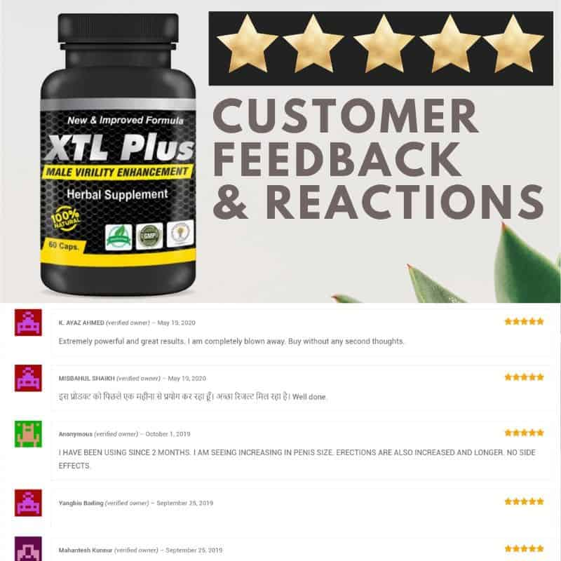 xtl plus customer reviews