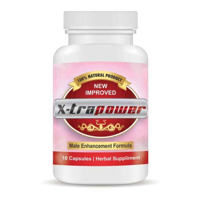 xtra power capsules 10 days
