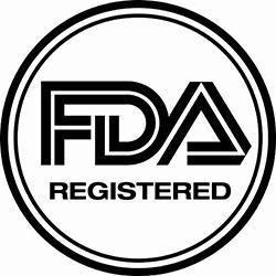 we are FDA Registered