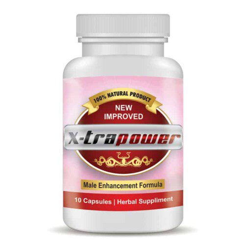 xtra power capsule 10 days trial pack